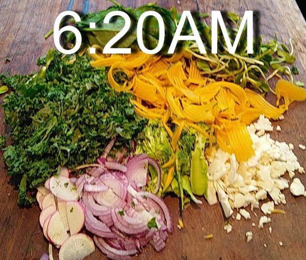 15 min breakfast