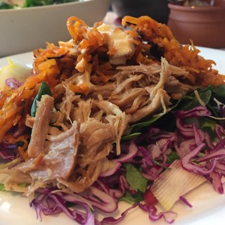 lemongrass pulled pork