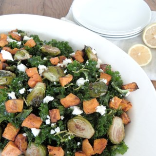 Autumn Vegetable Salad