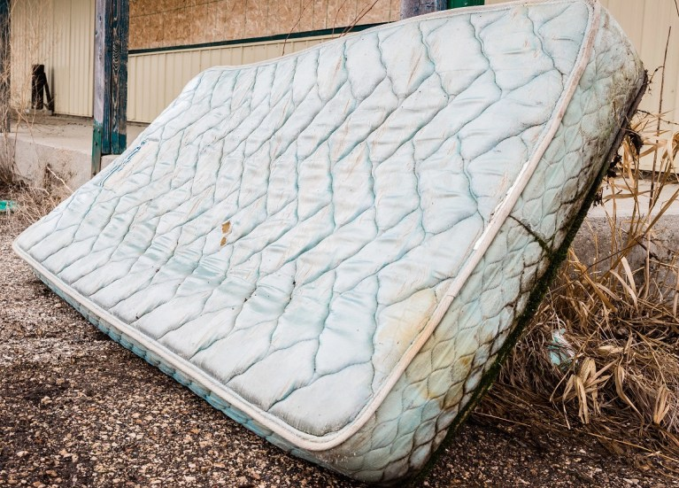 How to Get Rid of your Old Mattress Australia