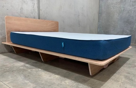 Koala Timber Bed Base Picture