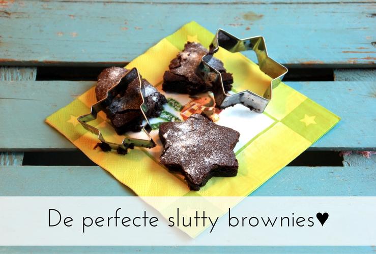 Kerst recept | De perfecte slutty brownies