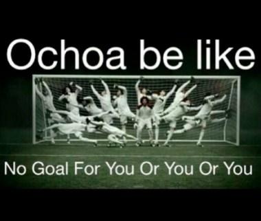 Ochoa Says No