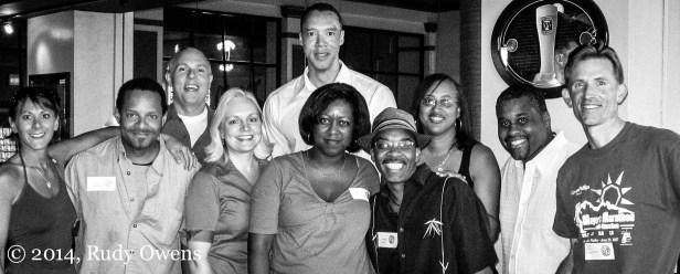 U. City High School Reunion Photo Class of 1983