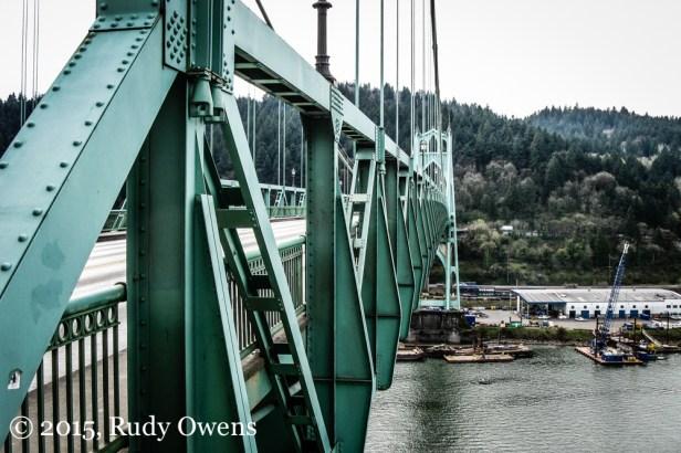 St. John's Bridge Photo