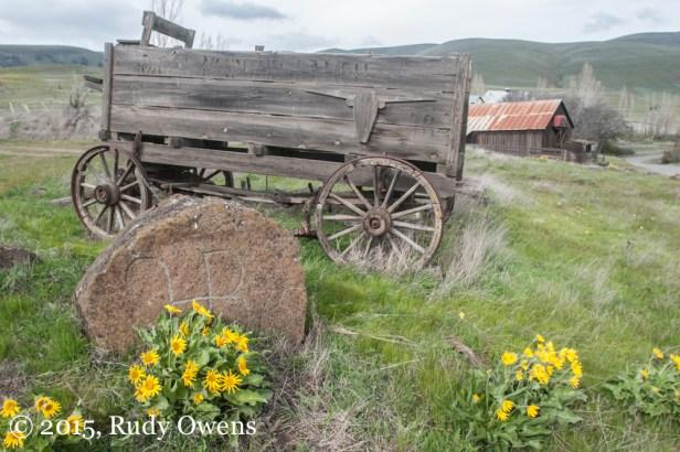 Dalles Mountain Ranch Entrance