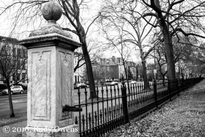 Lafayette Park Photograph