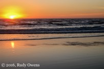 Day Ends at Cannon Beach