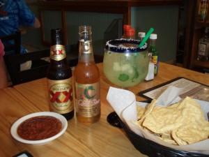 Chili Beer @ Gato Negro…wow! HOT stuff!