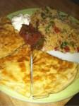 Chicken fiesta beans & rice recipe