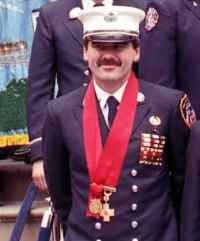 Lt. Paddy Brown 1988 Medal Day