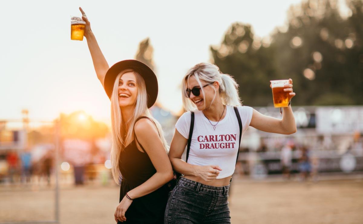 Carlton Draught Festival