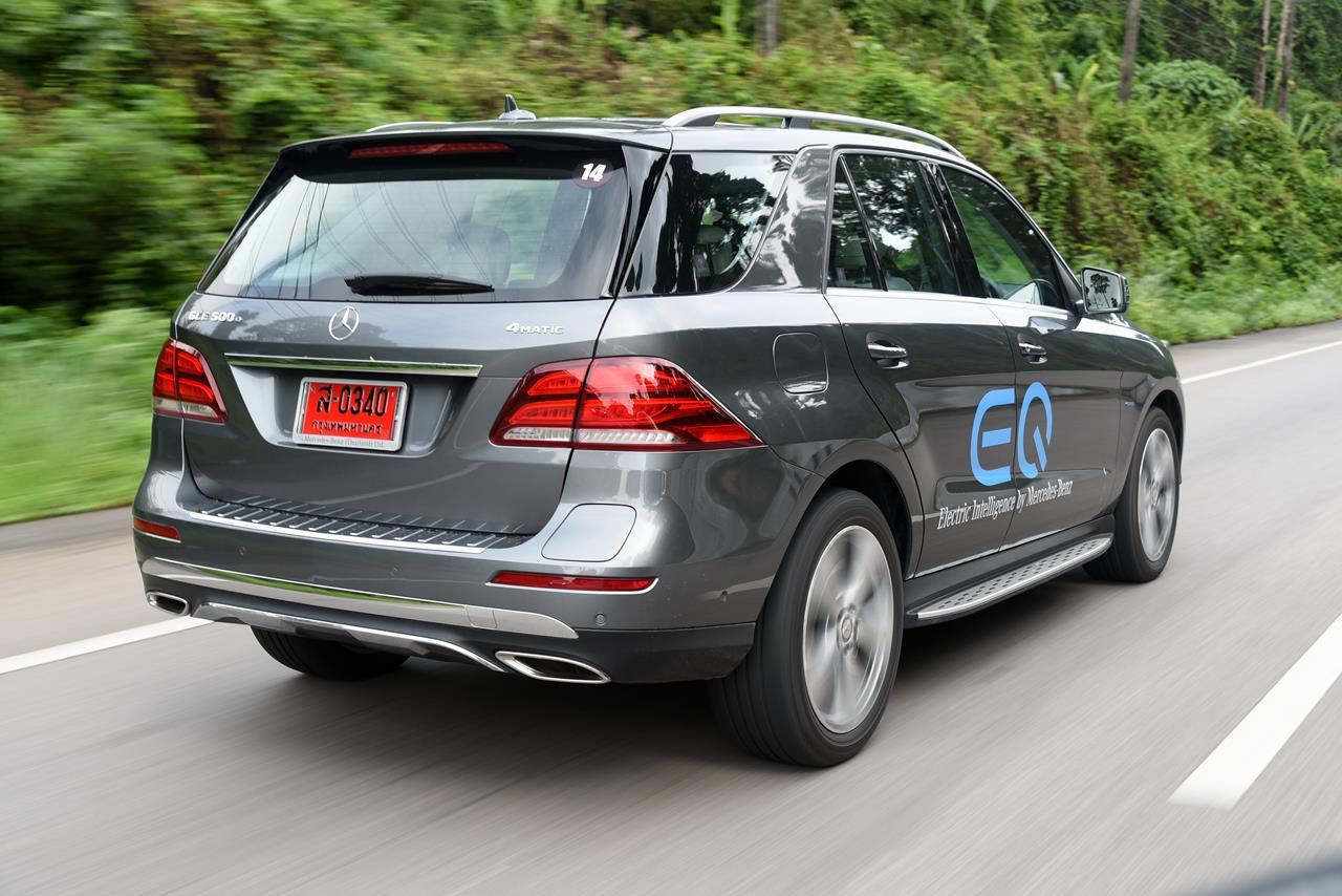 GLE 500 e 4MATIC Exclusive Grey 5