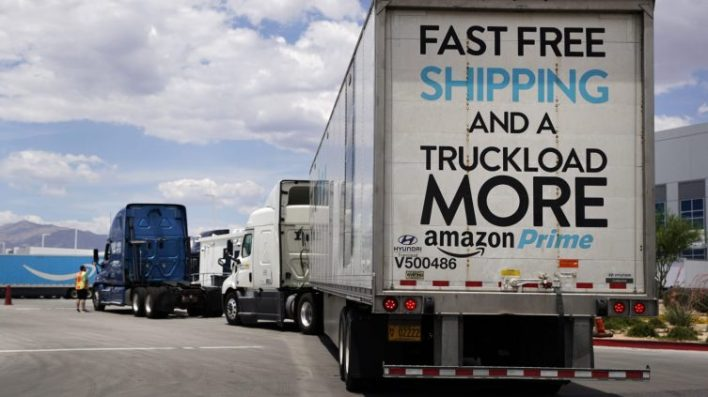 as amazon prime day orders roll in u s workers walk out - As Amazon Prime Day orders roll in, U.S. workers walk out