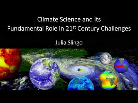 climate science and its fundamental role in 21st century challenges - Climate Science and its Fundamental Role in 21st Century Challenges
