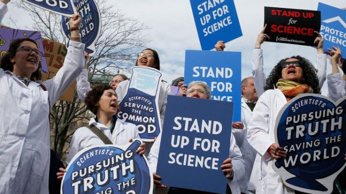 climate change is the one area of science republicans tend to doubt - Climate change is the one area of science Republicans tend to doubt