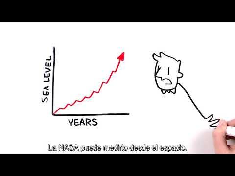 "nasas earth minute sea level rise with spanish subtitles - NASA's Earth Minute - ""Sea Level Rise"" with Spanish subtitles"
