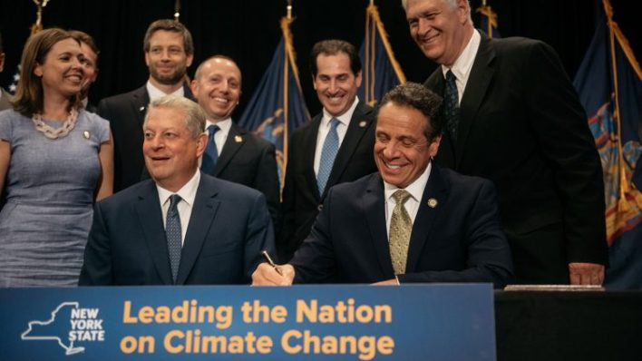 time is running out for cuomo to make new yorks ambitious climate law a reality - Time is running out for Cuomo to make New York's ambitious climate law a reality