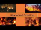 Uttarakhand forest fire cases are reported very rapidly and due to high temperature with no atmospheric humidity are saying as big reason behind uttarakhand forest fire for further information about uttarkhand forest fire 2020 visit the link