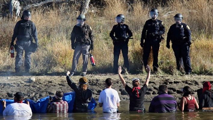 how the fossil fuel industry drives climate change and police brutality - How the fossil fuel industry drives climate change and police brutality