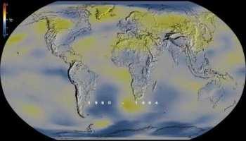 global warming from 1880 to 2020 - Australia records fourth-warmest year in 2020, despite La Niña