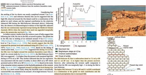 huge database of studies documenting meters higher mid holocene sea levels swells again in 2020 - Huge Database Of Studies Documenting Meters-Higher Mid-Holocene Sea Levels Swells Again In 2020