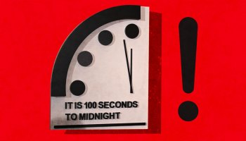 the doomsday clock has been ticking for 70 years its time to let it die - Doomsday Clock moves closer to midnight, due in part to climate change