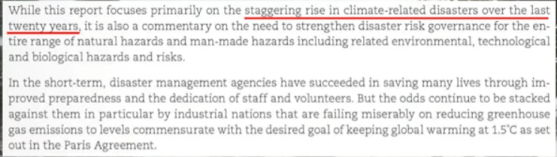 alarmist fantasies exposed un gets hit for fraudulent misleading press release on natural disasters - Alarmist Fantasies Exposed: UN Get's Hit For Fraudulent, Misleading Press Release On Natural Disasters