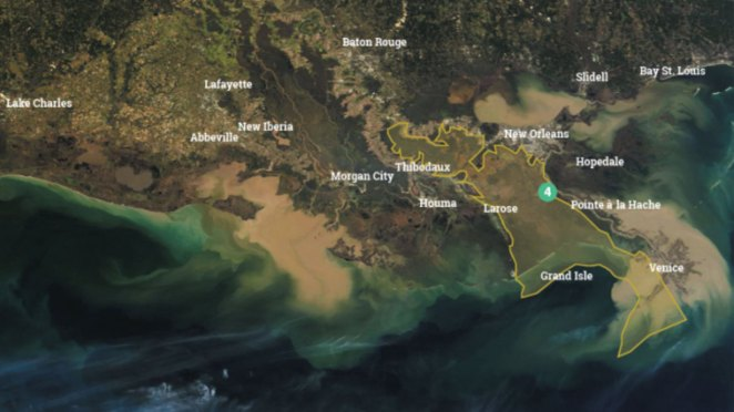 theres no alternative louisianas ambitious plan to stay above water 1 - 'There's no alternative': Louisiana's ambitious plan to stay above water