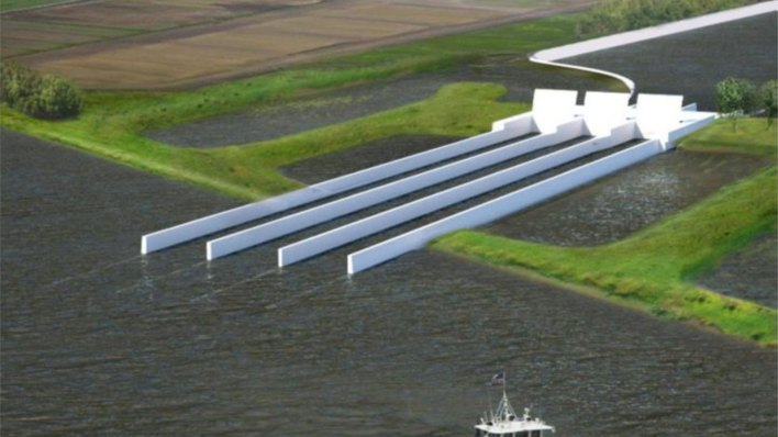 theres no alternative louisianas ambitious plan to stay above water 2 - 'There's no alternative': Louisiana's ambitious plan to stay above water