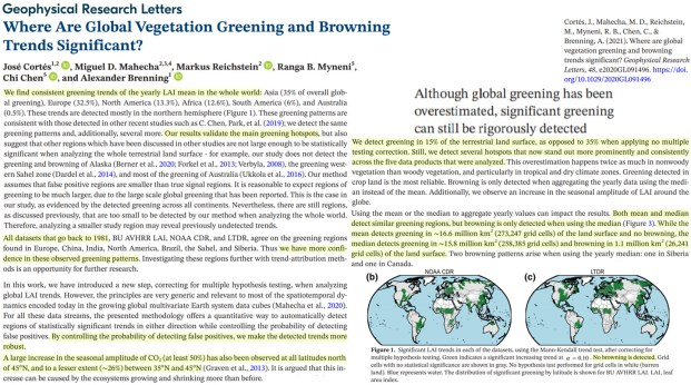 scientists eliminate false positives in trend analysis to assert no browning only greening since 1981 1 - Scientists Eliminate False Positives In Trend Analysis To Assert NO BROWNING – Only Greening – Since 1981