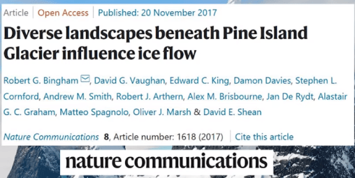 debunked new computer simulated pine island glacier doomsday paper by rosier et al ignores lots of science 1 - Debunked: New Computer Simulated Pine Island Glacier Doomsday Paper By Rosier et al Ignores Lots Of Science