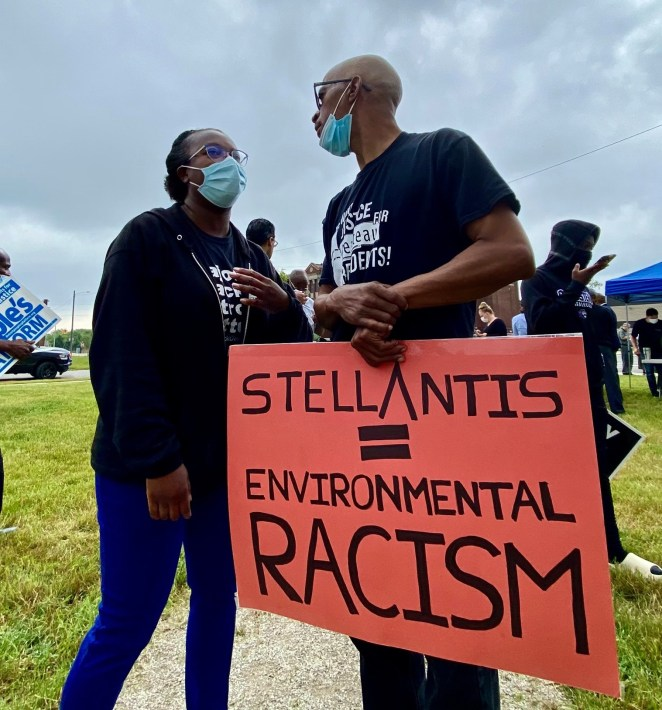 detroits first new assembly line in 30 years will compound pollution in black neighborhoods 1 - Detroit's first new assembly line in 30 years will compound pollution in Black neighborhoods