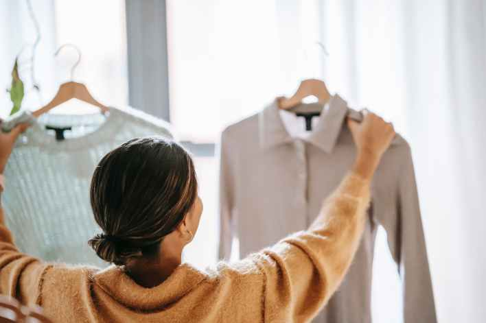renting clothes is less green than throwing them away - Renting clothes is 'less green than throwing them away'