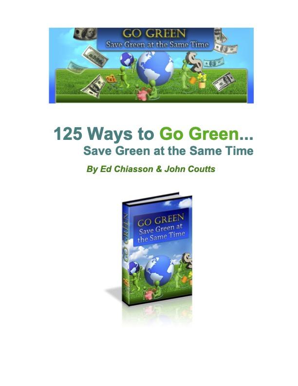 go green - go green
