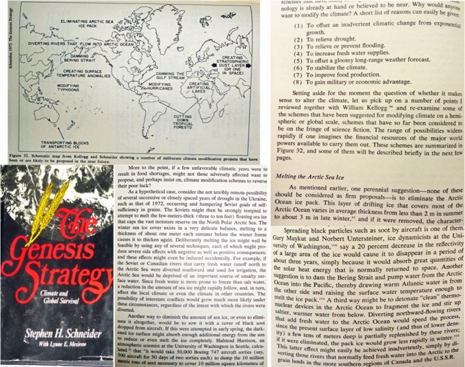 in the 1970s climate modification proposals included purposely melting arctic sea ice with black soot 5 - In The 1970s Climate Modification Proposals Included Purposely Melting Arctic Sea Ice With Black Soot