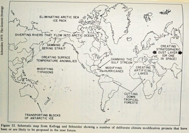 in the 1970s climate modification proposals included purposely melting arctic sea ice with black soot - In The 1970s Climate Modification Proposals Included Purposely Melting Arctic Sea Ice With Black Soot