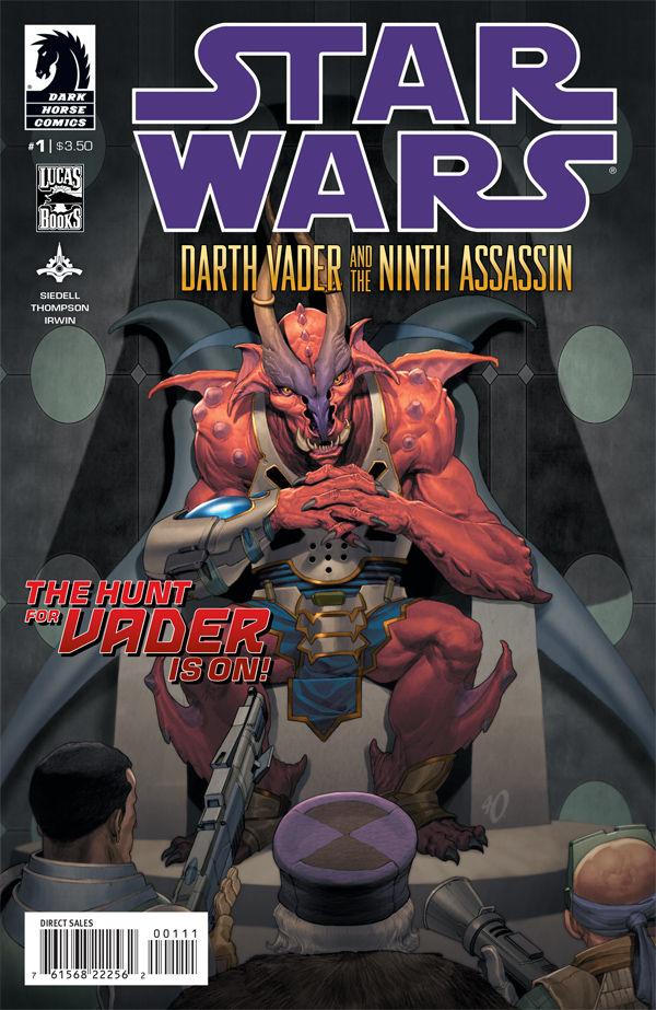 darth vader ninth assassin_cover