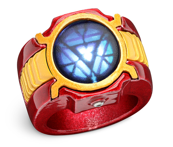 iron man ring