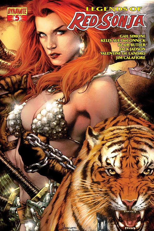 Legends of Red Sonja comes to its conclusion... when do we get more?