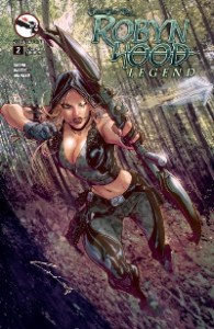 Zenescope New Releases 4/9 - Robyn Hood Legend! Ascension!