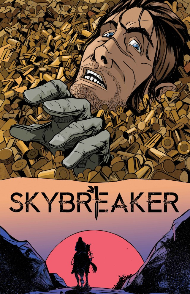 Preview! Skybreaker #5 - The Finale! On Sale Today!