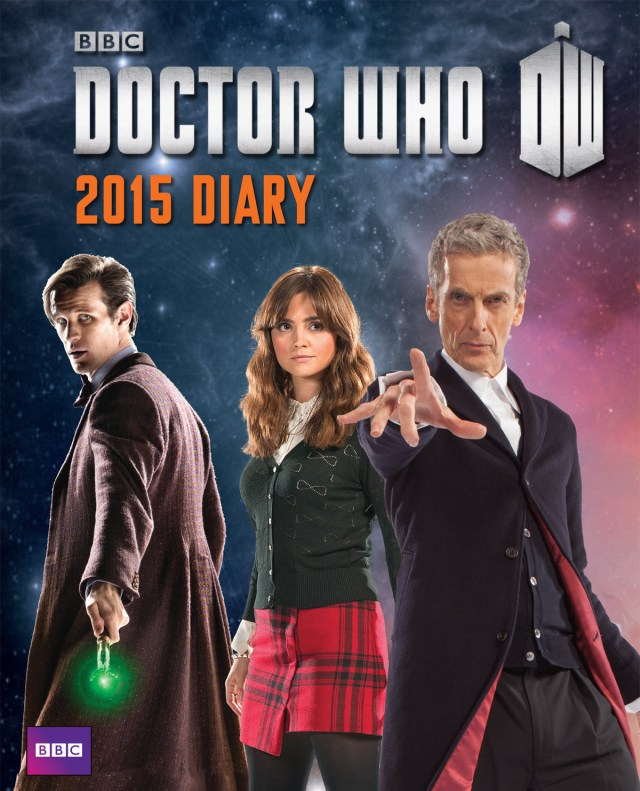 New Doctor Who Diary! 50th anniversary PREVIEWS exclusive!