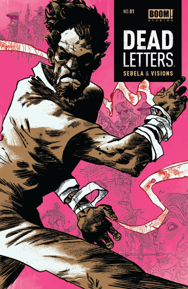Boom Rushes a Second Printing for Dead Letters!