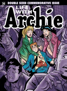 The Death Of Archie Andrews??? Life With Archie #36