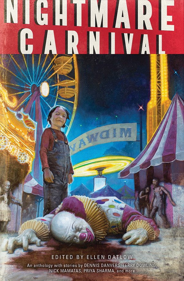 Coming in September from Dark Horse - Nightmare Carnival!