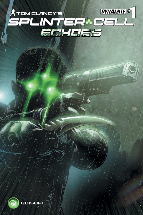Tom Clancy's Splinter Cell Echoes Coming to Dynamite!