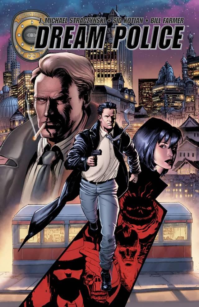 Review: Dream Police #1 - Noir? Fantasy? Noir-Fantasty?