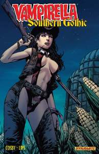 Preview/Review Vampirella: Southern Gothic TP in Stores May 7th!