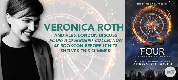 Dystopian Fiction Get its Due at BookCon With Divergent's Veronica Roth!